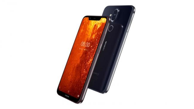 Nokia 8.1 comes with Android Pie and an HDR-equipped display - Sakshi