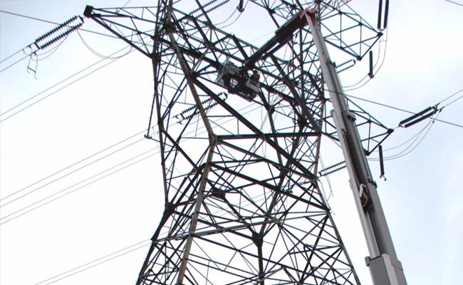 Two people Died while Constructing Power Grid Tower In Pokkunur - Sakshi