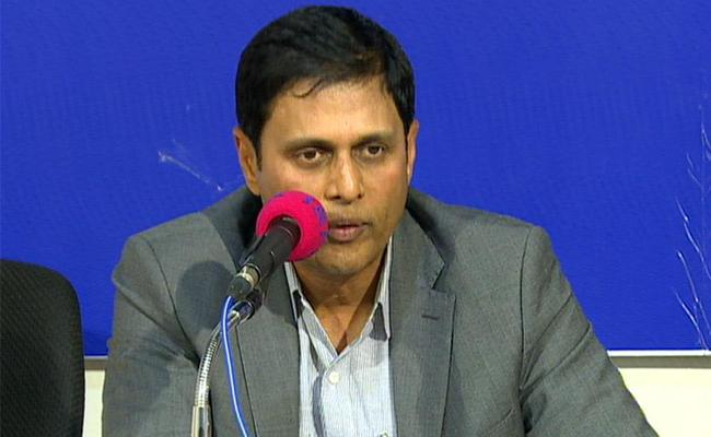 Rajat Kumar Press Meet On Telangana Elections - Sakshi