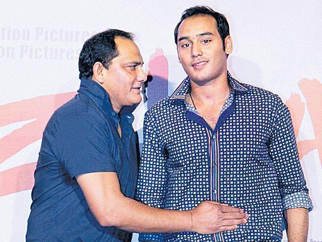 Azharuddin advice for free as son gets into Goa team - Sakshi
