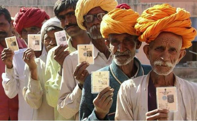 Tension Prevails In Rajasthan Polling - Sakshi