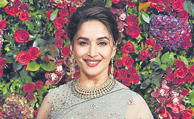 Madhuri Dixit to contest from Pune - Sakshi