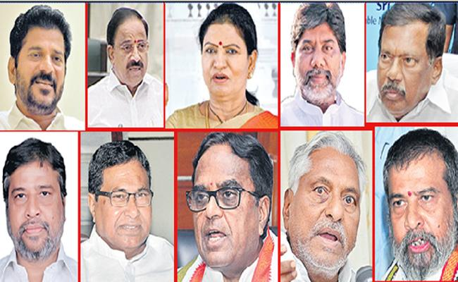 In this leaders faced taught fight to telangana elections - Sakshi