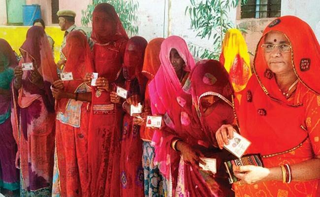 Rajasthan Elections 2018 Assembly Elections 2018 Polling Live Updates - Sakshi