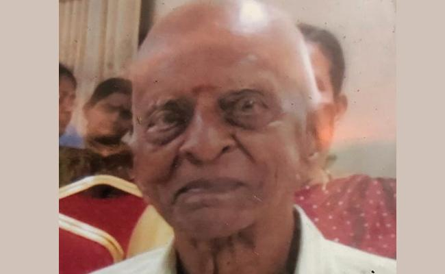Senior Film Editor BabuRao Is No More - Sakshi