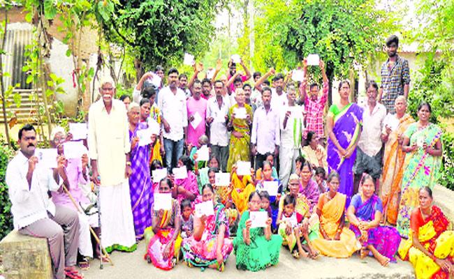 Formers Strike For Votes In Warangal  - Sakshi