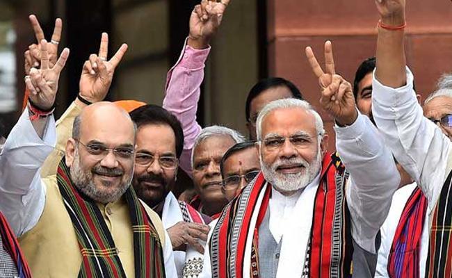 BJP Leaders Says Dont Underestimate Power Of Narendra Modi - Sakshi
