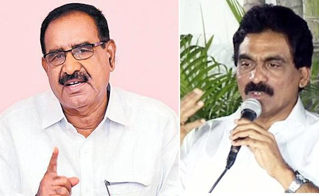 Somarapu Satyanarayana Slams Lagadapati Rajagopal Survey - Sakshi