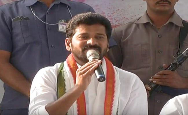 Revanth Reddy Fires On KCR and KTR - Sakshi
