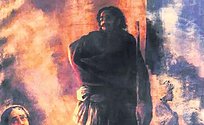 Vasishtha is the Maharaja of Harishchandra - Sakshi