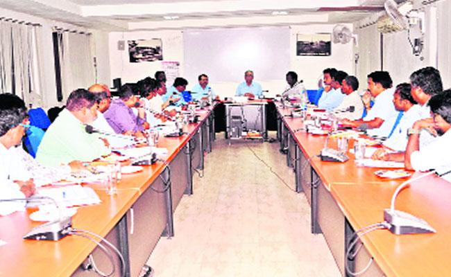 Hit The Target By Together : GM Narasimharao - Sakshi
