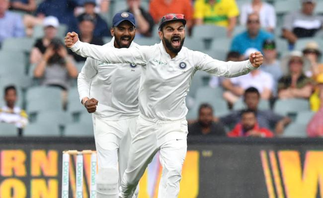 no sympathy from Langers comments on Kohli, Gavaskar - Sakshi