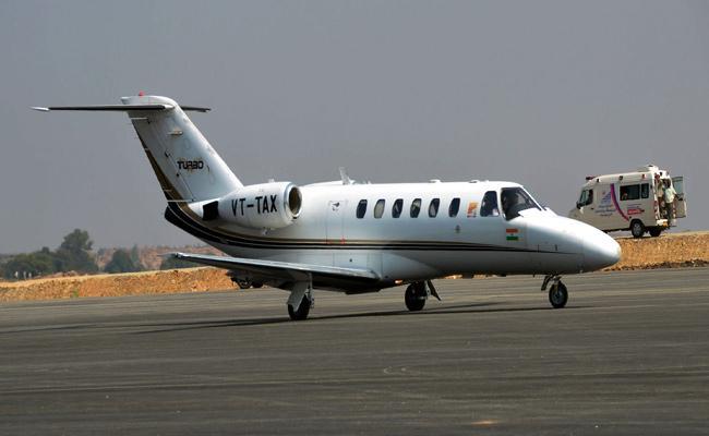 Trial run successful for Kurnool airport - Sakshi
