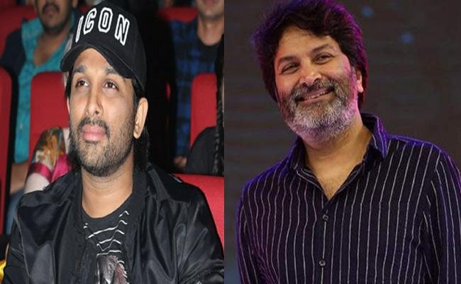 Rumors On Trivikram And Allu Arjun Movie Story - Sakshi