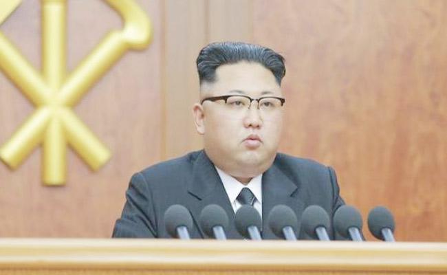 Kim Jong Un Warns Trump Over Denuclearisation Issue In Korean Peninsula - Sakshi
