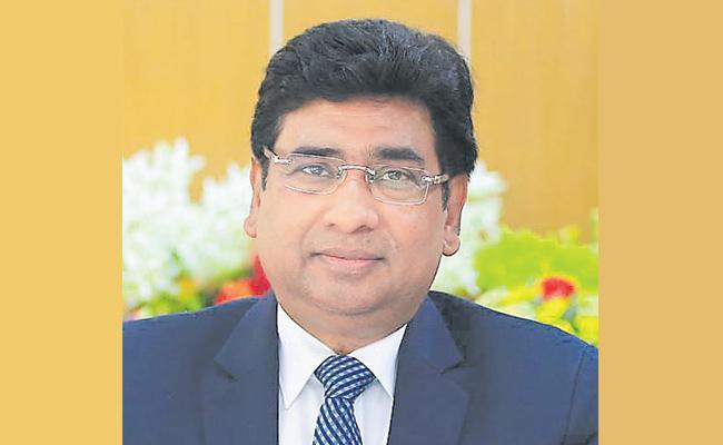 Vinod Kumar Yadav Appointed As Railway Board Chairman - Sakshi