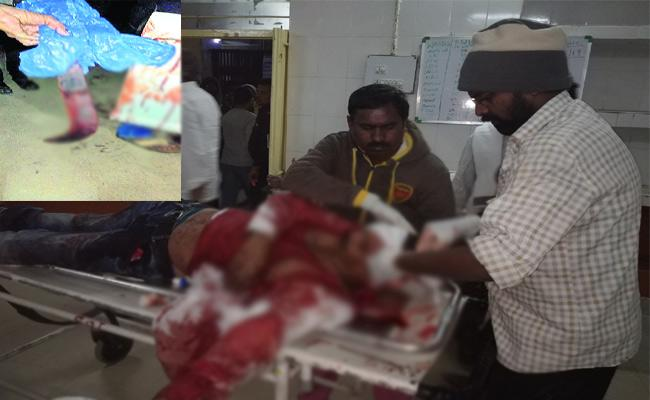 Murder Attempt Case Mahabubnagar - Sakshi