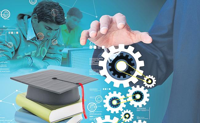 Changes In Engineering Study  - Sakshi