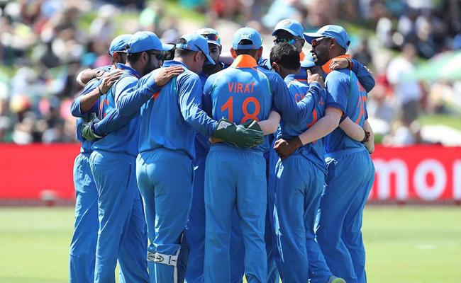 BCCI Announces Fixtures For Home Series Against Australia - Sakshi