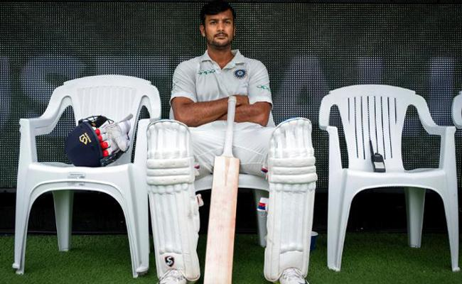 I analyzed what Lyon is trying to do, Mayank Agarwal - Sakshi