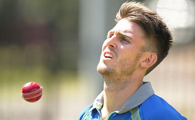 Turner called up as Mitchell Marsh cover in ODI squad - Sakshi