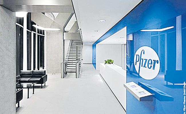 Closure of two plants in India: Pfizer - Sakshi