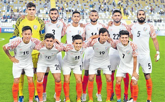 Asia Cup football tournament today - Sakshi