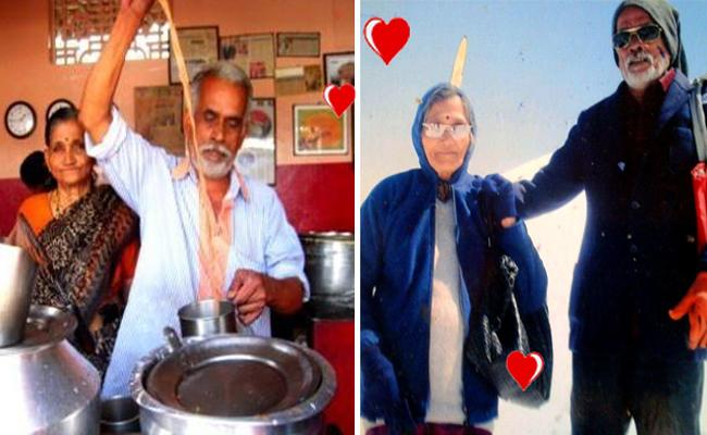 Indian Richest Couple Visited 23 Countries By Selling Tea - Sakshi