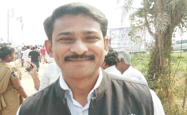 PeopleSupport to YS Jagan Praja Sankalpa Yatra - Sakshi