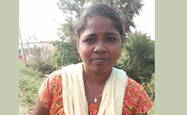 TDP Negligance Handicaped People - Sakshi