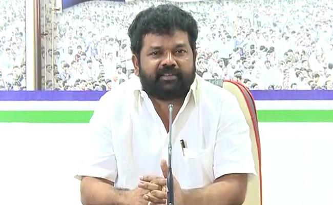 YSRCP Leader Nandigam Suresh Fires on TDP Leaders - Sakshi
