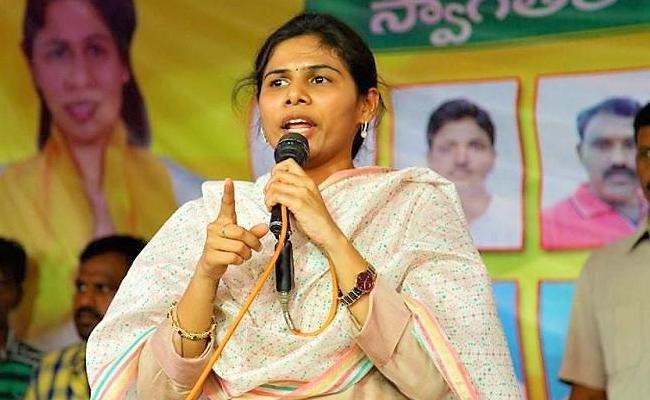 Bhuma Akhila Priya Followers Beats Handicapped In Allagadda - Sakshi