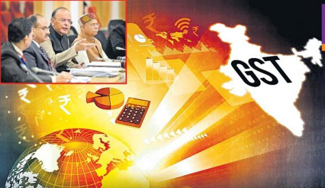GST exemption limit increased from Rs 20 lakhs to Rs 40 lakhs - Sakshi