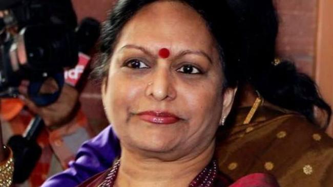 Nalini Chidambaram Named In CBI Chargesheet - Sakshi
