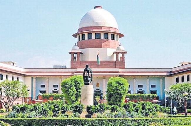 Pil In Supreme Court Against 10 Percent Quota For EBC bill - Sakshi