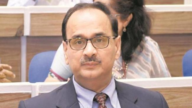Alok Verma Resigns From Govt Service - Sakshi