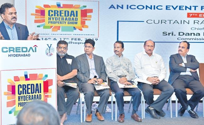 Hyderabad housing Technologies should be used in construction - Sakshi