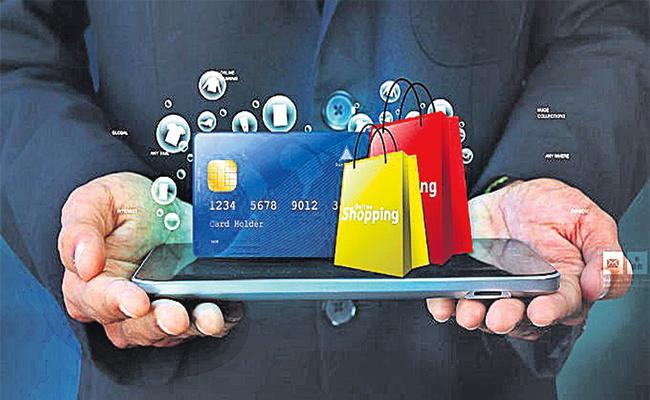 Hyderabad Sixth Place in Online Shoppings in Assocham Survey - Sakshi