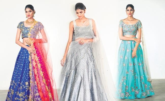 For traditional celebrations A little more new - Sakshi
