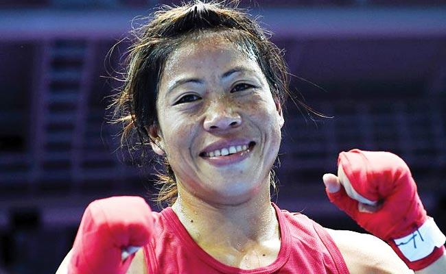 Indias Mary Kom becomes worlds top woman boxer - Sakshi
