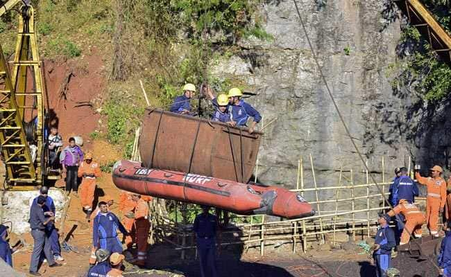Supreme Court Said the Hunt Must Continue In Meghalaya Mine - Sakshi