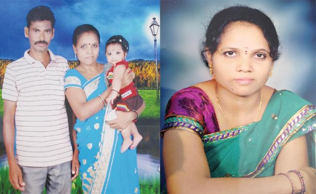 Married Woman Commits Suicide in Srikakulam - Sakshi