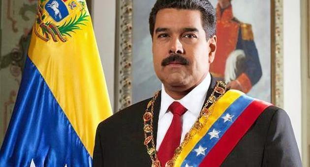 Venezuela President Maduro sworn in for second term - Sakshi