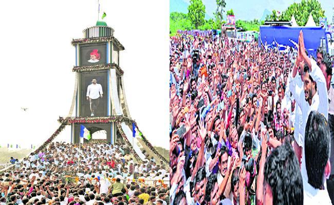 YS Jagan Praja Sankalpa Yatra For People - Sakshi