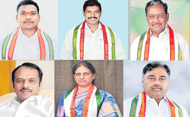 Six Congress MLAs To Join TRS Very Soon - Sakshi