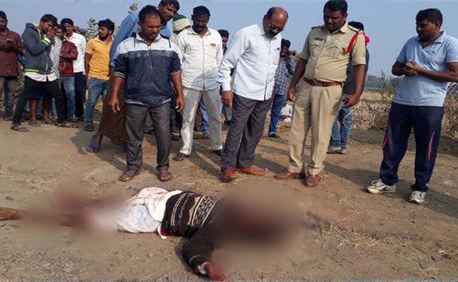 Man Brutal Murder In Banswara - Sakshi