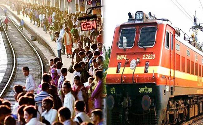 South Central Railway Special Trains For Sankranthi Festival - Sakshi