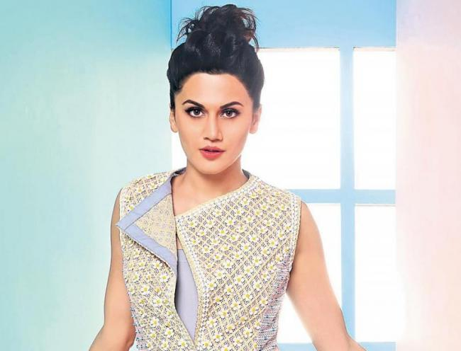 Taapsee Pannu opens up on first relationship, casting couch - Sakshi