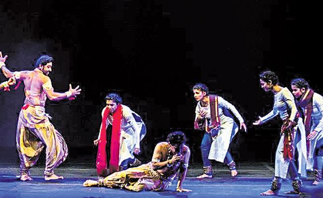 Parampara Cultural Organization special - Sakshi
