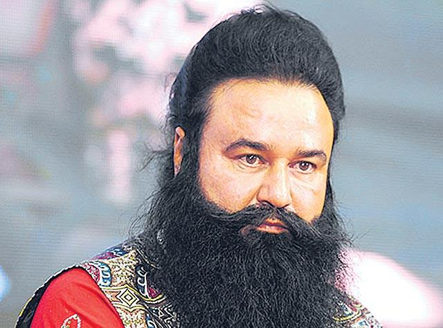 Gurmeet Ram Rahim, three others convicted on murder - Sakshi